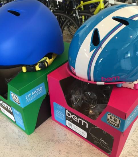 bern 子供用ヘルメット入荷